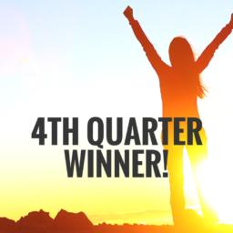 4th Quarter Winner Q4 Build Your Blog Academy Winners! Q4 Build Your Blog Academy Winners! 4th QuarterWinner 256x256
