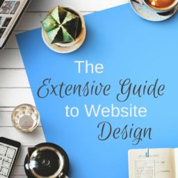 Extensive Guide to Website Design All About Design – New Resource Guide! All About Design – New Resource Guide! Extensive Guide to Website Design 256x256