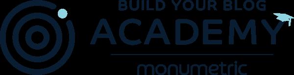 Build Your Blog Build Your Blog Build Your Blog Academy Logonew