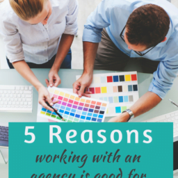 5 Reasons working with an Agency is Good for Publishers & Brands 5 Reasons Working with an Agency is Good for Publishers and Brands 5 Reasons Working with an Agency is Good for Publishers and Brands 10 256x256