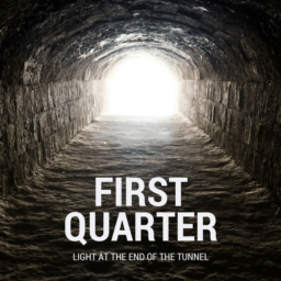 1st Quarter Light First Quarter: Light at the End of the Tunnel! First Quarter: Light at the End of the Tunnel! 1st Quarter Light 256x256