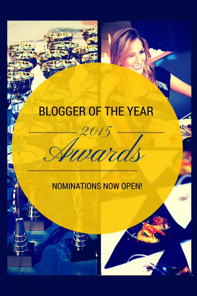 2015 Blogger of the Year Awards