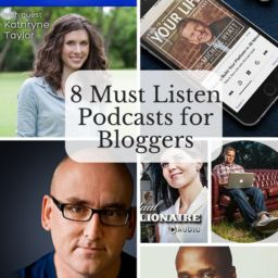 8 Must Listen Podcasts for Publishers 8 Must Listen Podcasts for Publishers 9 Podcasts for Bloggers 1 256x256