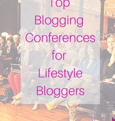 Blog Conference for Lifestyle Bloggers