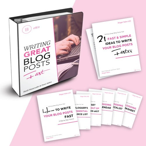 Blogger Babes - Write Great Posts