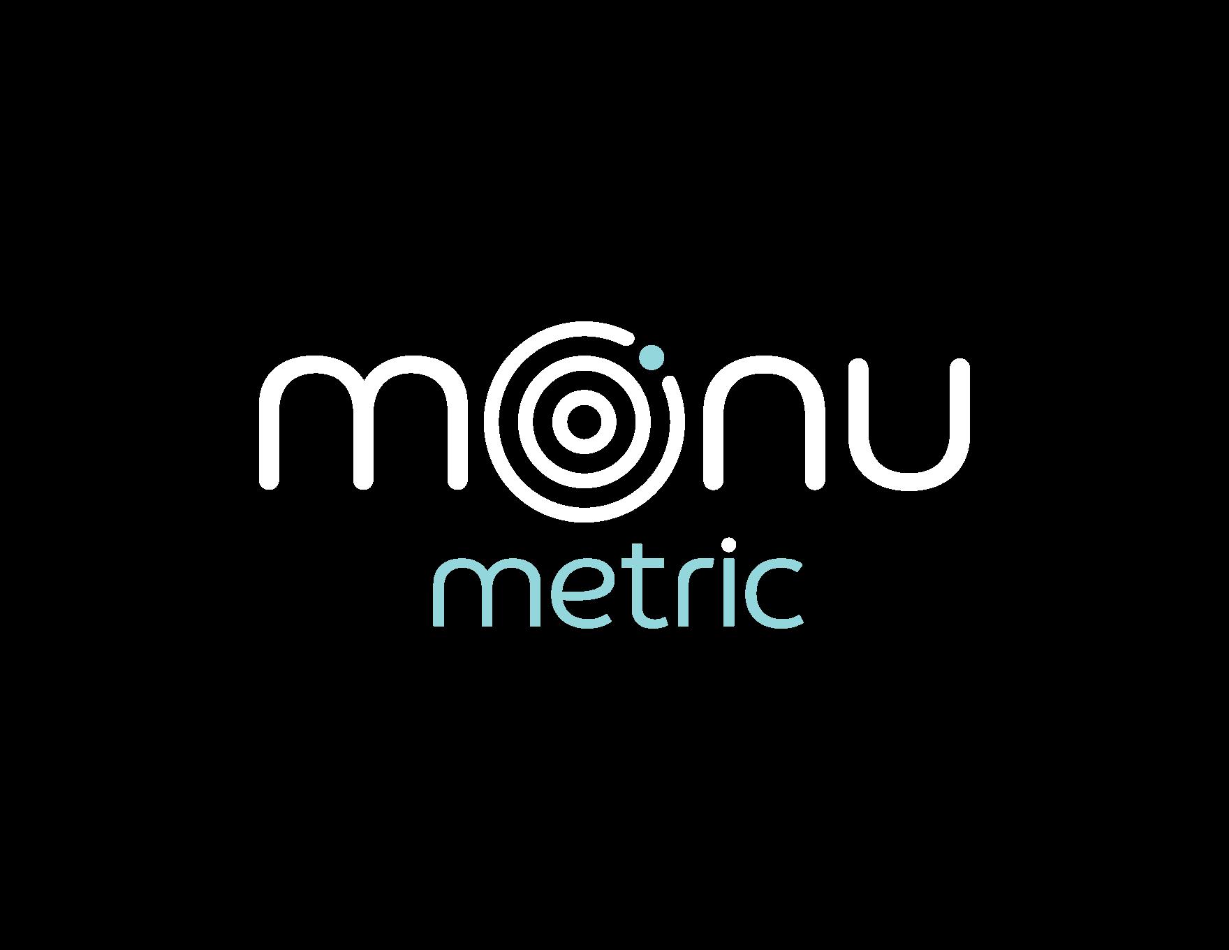 Monumetric Monumetric M MONU STACKED WHITE