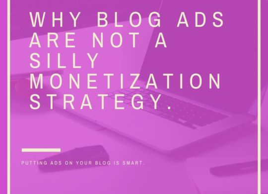 Online Ads Why Online Ads Are NOT a Silly Monetization Strategy Why Online Ads Are NOT a Silly Monetization Strategy blogs not silly monetization strategy scalia blog default