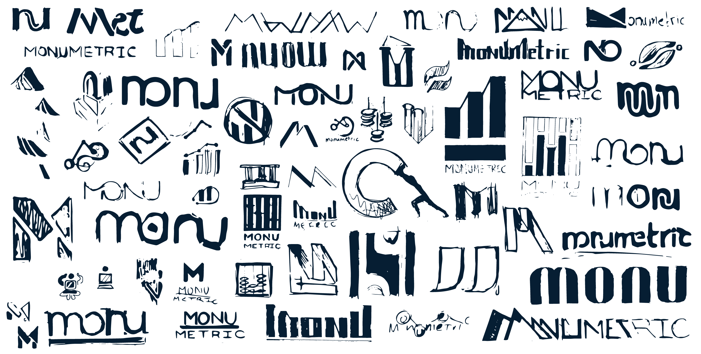 Monumetric Monumetric Monumetric Sketches