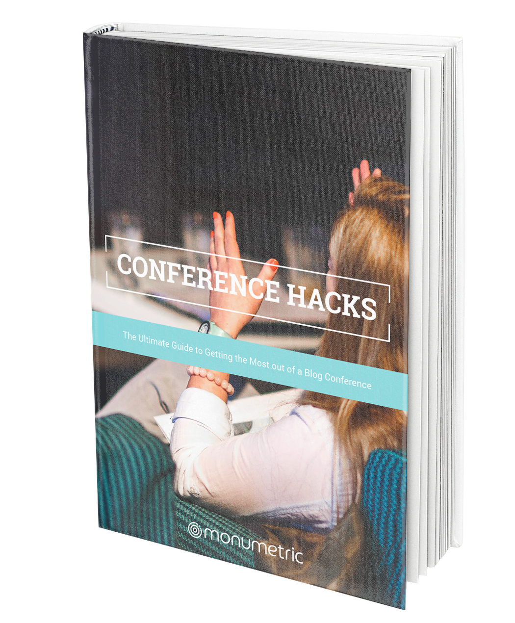 CONFERENCE HACKS eBOOK BlogConferenceBook MockUp