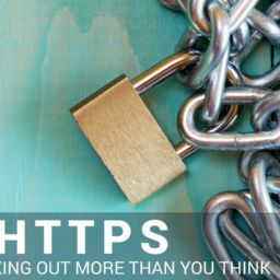 HTTPS has a minor effect on search rankings compared to th SSL Certificates and Digital Ads Don't Play Nice, Here's Why. UNLOCK YOUR AD POTENTIAL 256x256