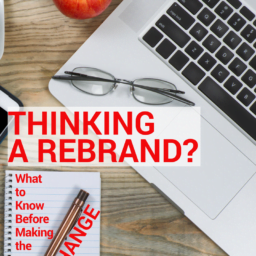 rebrand Thinking A Rebrand? What You Need to Know Before Making the Big Change Thinking A Rebrand  256x256