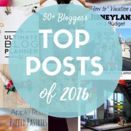post Top Posts of 2016 TOP POSTS OF 2016 2 256x256