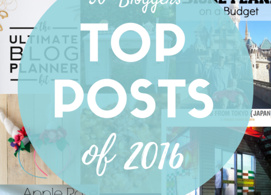 TOP POSTS OF 2016 (2)