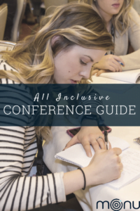 conference guide conference All Inclusive Conference Guide stylefinest