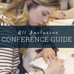 conference All Inclusive Conference Guide stylefinest