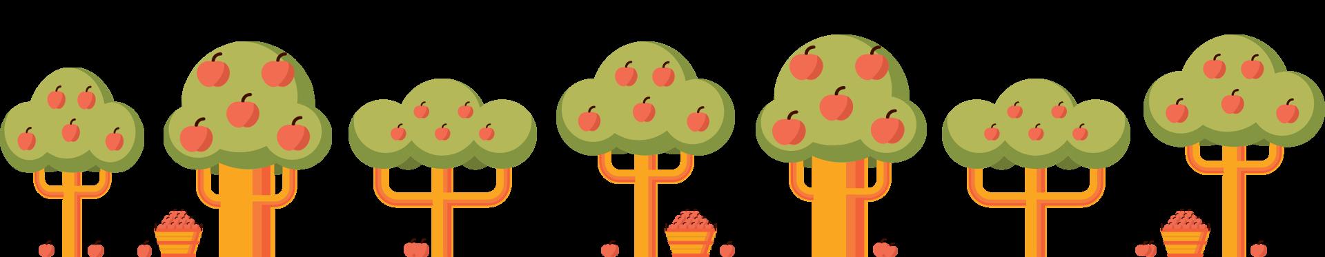 monetization APPLES trees4