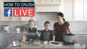 live How to Crush Facebook Live facebook live 300x169