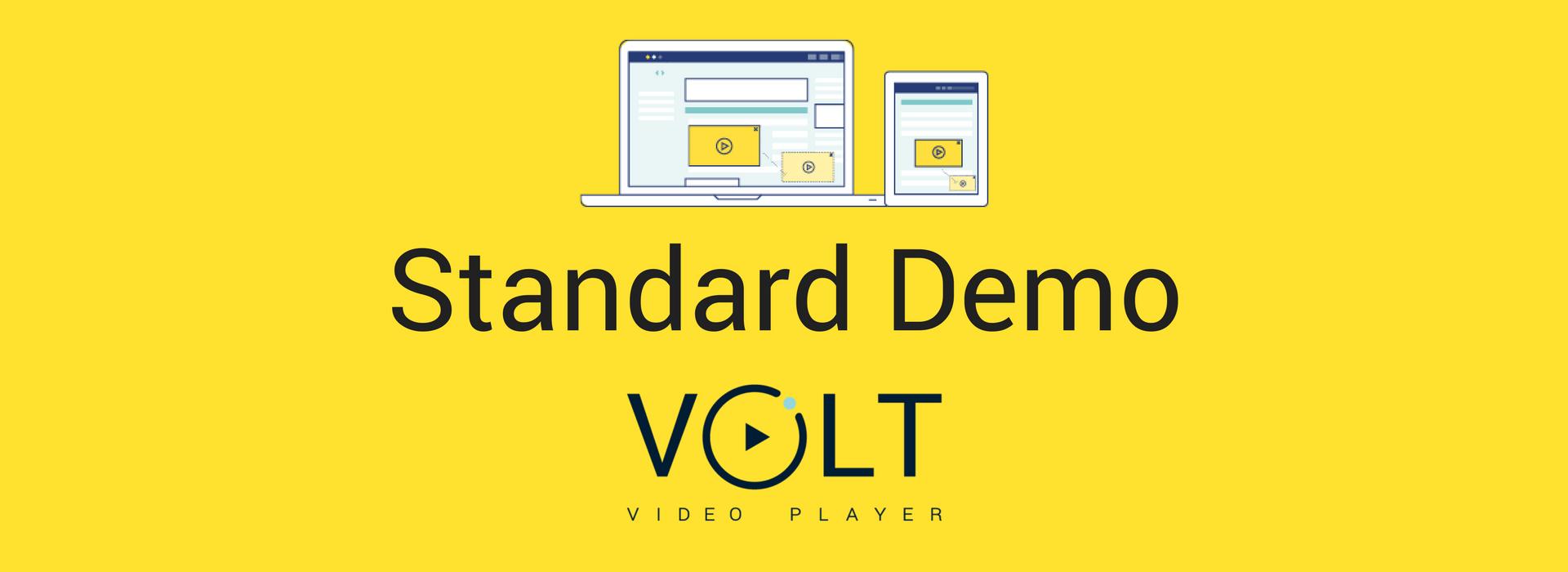 [object object] VOLT Standard Demo 2
