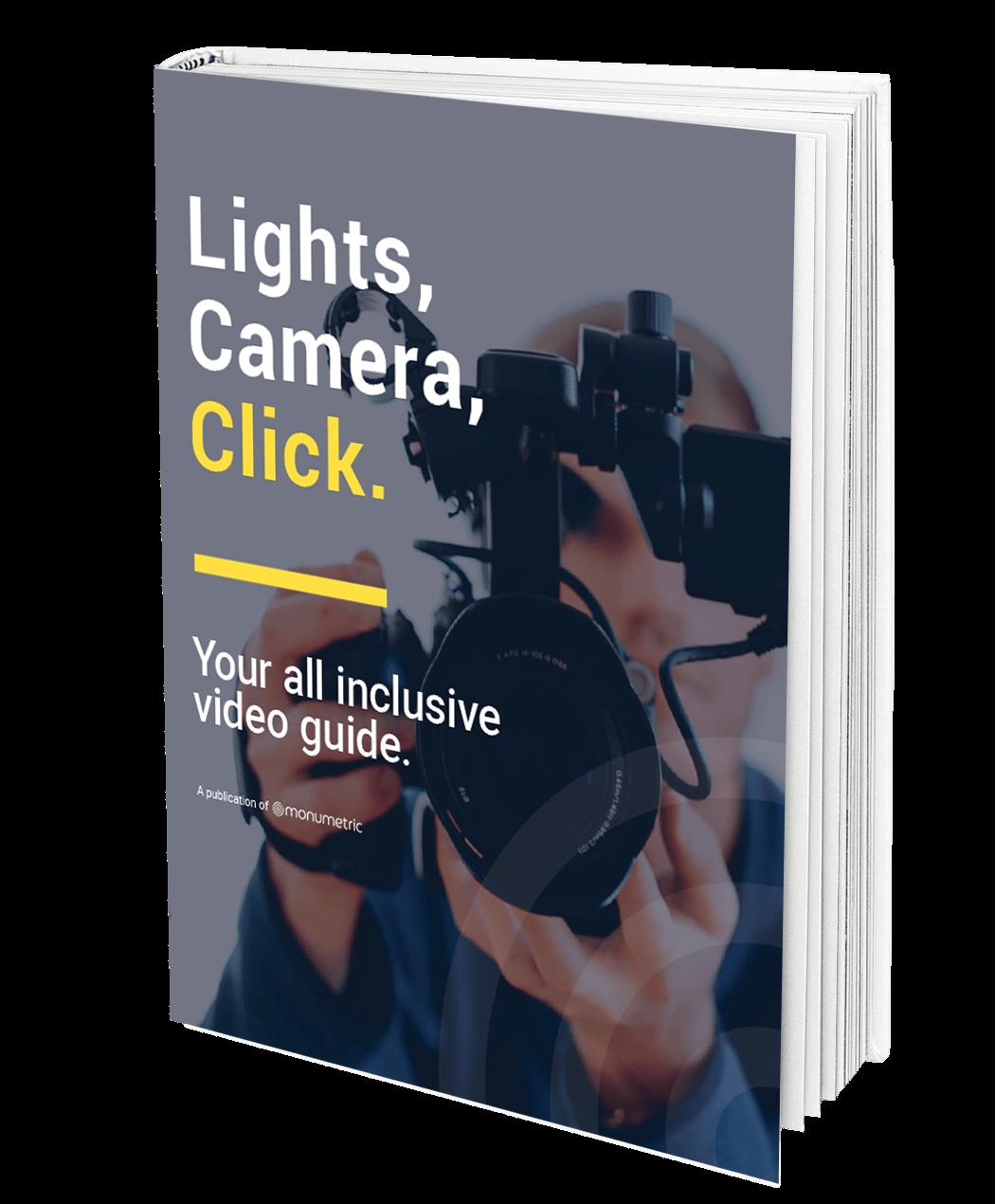 Lights, Camera, Click Growth EBook MockUp 1